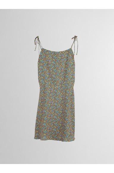 Vestido corto Giardinetto