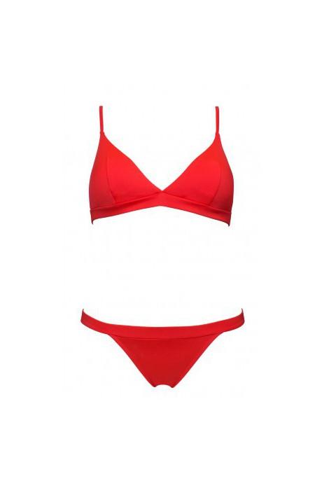 Strawberry Sporty Bikini